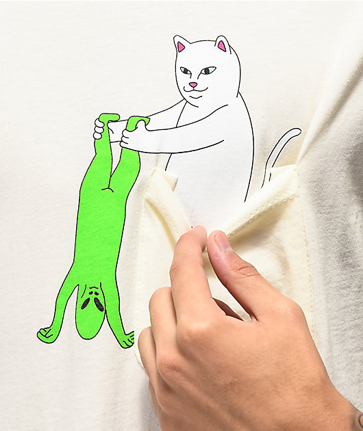 RIPNDIP Break Yo Self Natural T-Shirt
