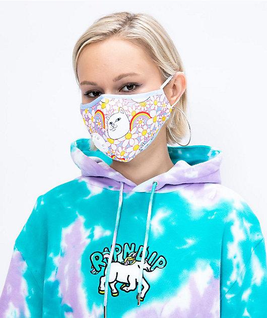 RIPNDIP Daisy Daze Face Mask