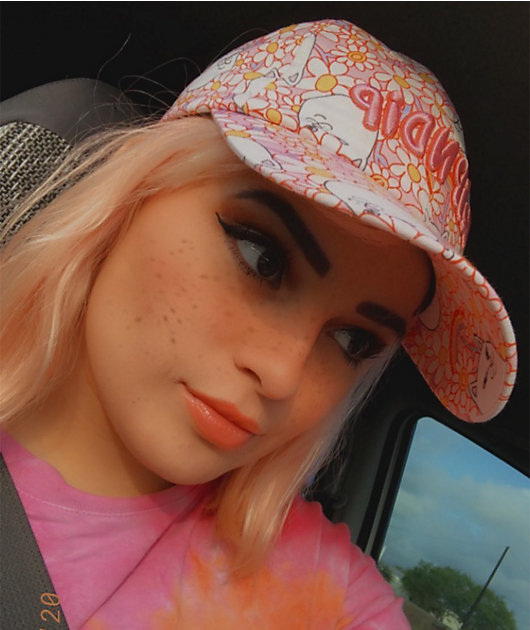 RIPNDIP Daisy Daze Strapback Hat