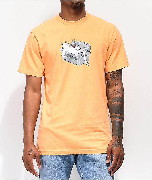 RIPNDIP Noodles Orange T-Shirt