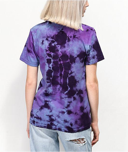 RIPNDIP Probe Purple Tie Dye Pocket T-Shirt