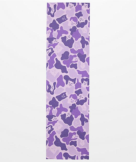 RIPNDIP Purple Camo Grip Tape