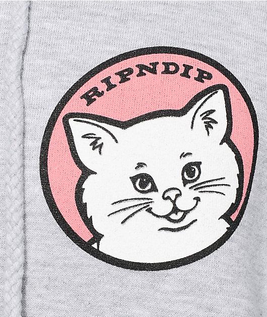 Stop Being A Pussy Unisex Sweatshirt Schwarz