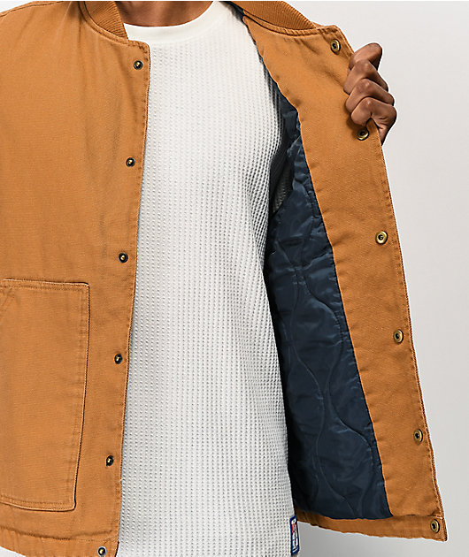 RVCA x Matty Matheson Duck Canvas Vest