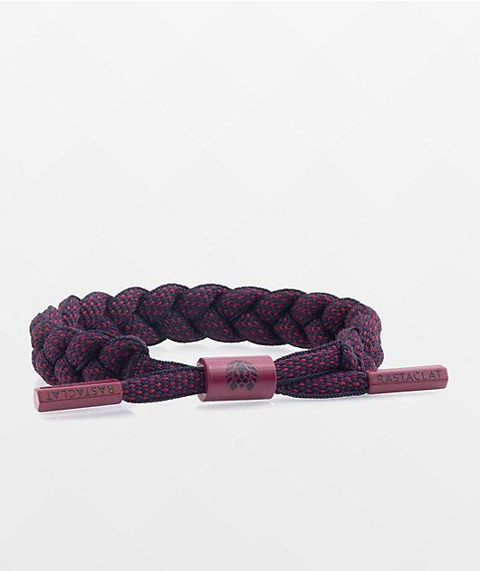 Rastaclat Adaptive Energy Wine & Plum Bracelet