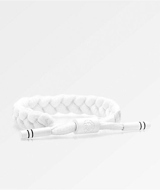 Rastaclat Level 1 White Bracelet