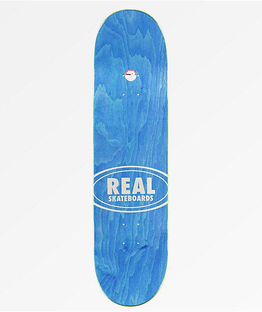 Real Dual Oval Slick 8.25