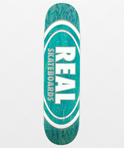 Real Oval Patterns 8.06
