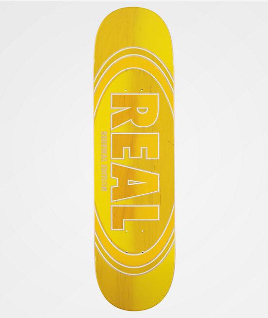 """Real Ovalduo Fade Renewal 8.25"""" tabla de skate"""