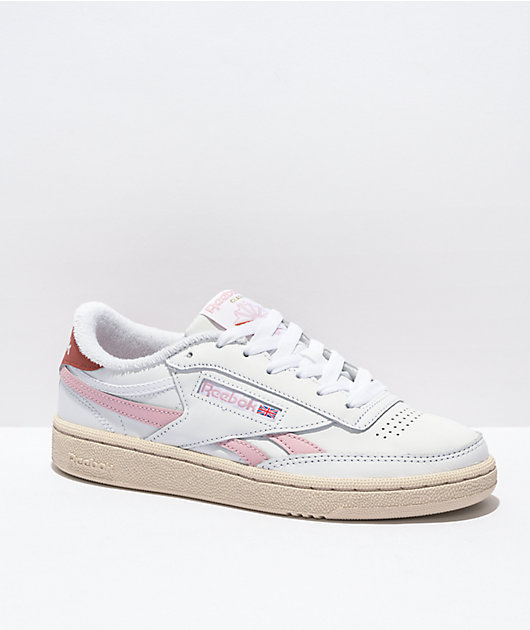 Reebok Club C Revenge Pop Pink Shoes