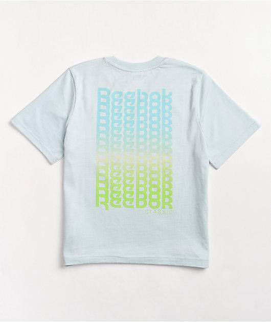 Reebok Festival Chalk Blue T-Shirt