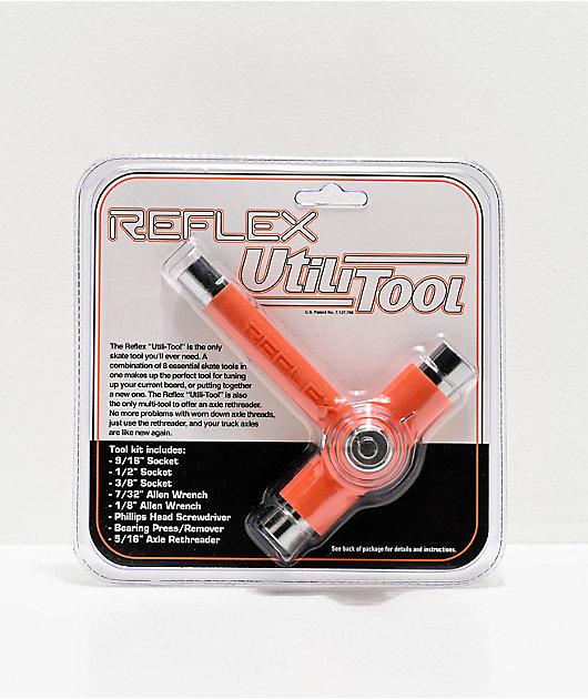 Reflex Orange Skate Tool