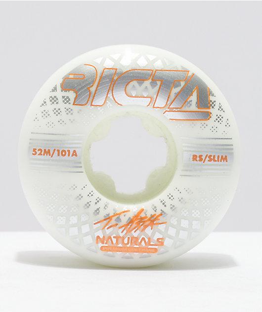 Ricta Asta Reflective Slim 52mm 101a Skateboard Wheels