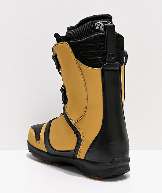 Ride Triad Camel Snowboard Boots 2020