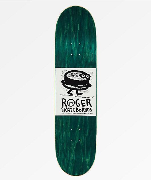 Roger Skate Co. Sword Swallower 8.25