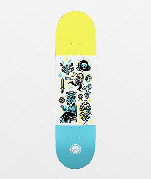 Roger Skateboard Co. Peace Dog 8.1
