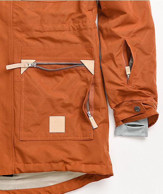 Rojo Aiden Auburn 20K Snowboard Jacket