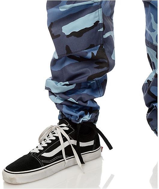 Rothco BDU Sky Blue Camo Cargo Pants