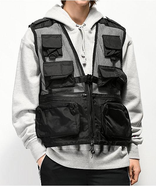 Rothco Recon Black Vest