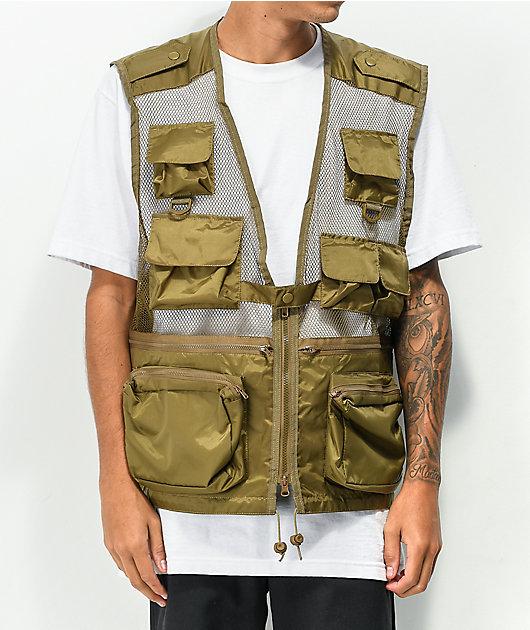 Rothco Recon Brown Vest