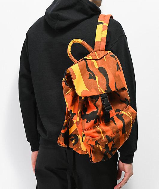 Rothco Savage Orange Backpack