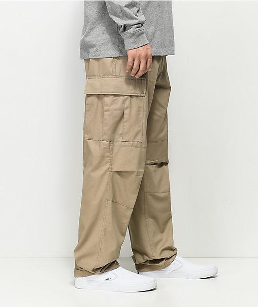 Rothco Tactical BDU Solid Khaki Cargo Pants