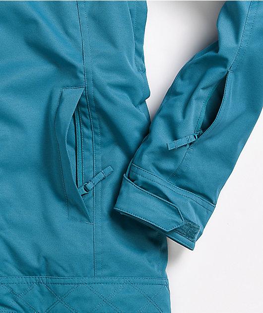 Roxy Billie Blue 10K Snowboard Jacket