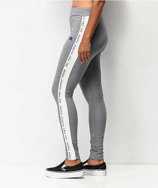 Russell Athletic Maya leggings grises