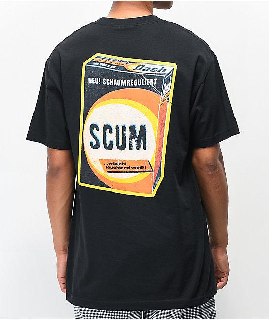 SCUM The Dirty Scum camiseta negra