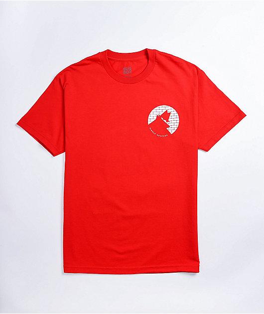 sus boy highly suspect red t shirt zumiez sus boy highly suspect red t shirt