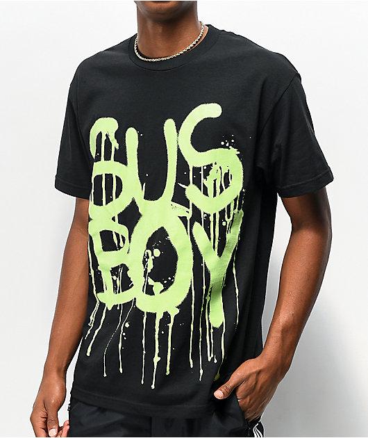 SUS BOY Spider Black T-Shirt