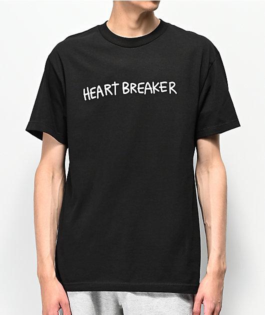 Salem7 Heartbreaker camiseta negra