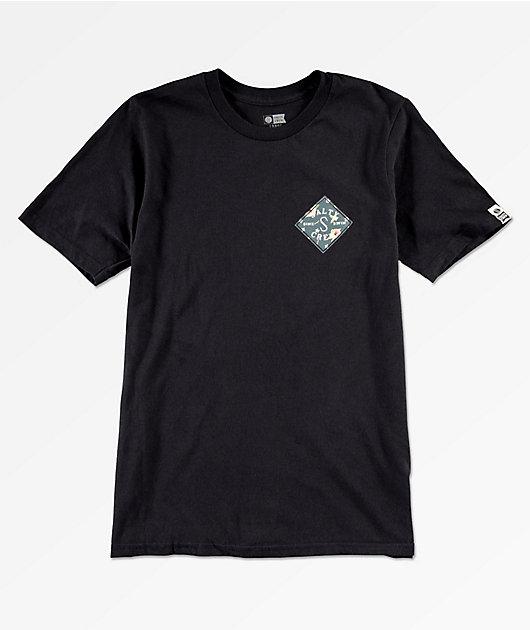 Salty Crew Boys Island Time Black T-Shirt