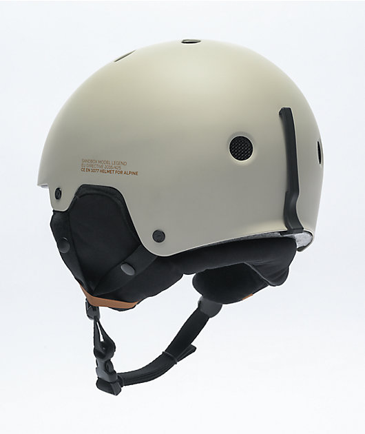 Sandbox Legend Putty Snowboard Helmet
