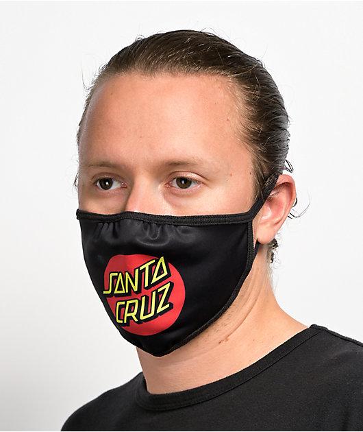 Santa Cruz Classic Dot Face Cover