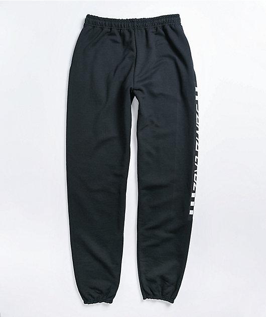 Santa Cruz Contest Black Sweatpants