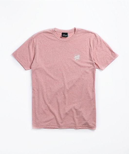 Santa Cruz Dressen Rose Ring Pink T-Shirt