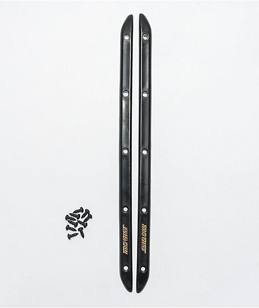 Santa Cruz HSR Black Skate Rails