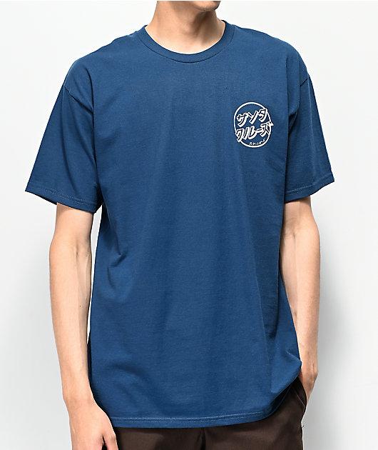 Santa Cruz Hando Blue T-Shirt