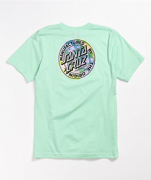 Santa Cruz Original Dot Mint T-Shirt