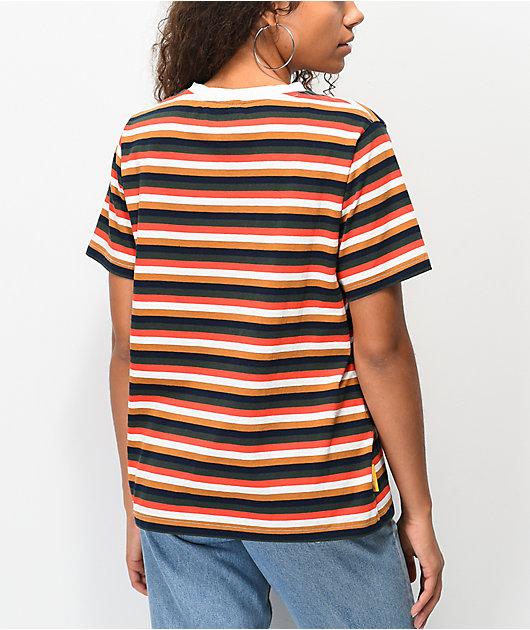Santa Cruz Redwood Striped T-Shirt