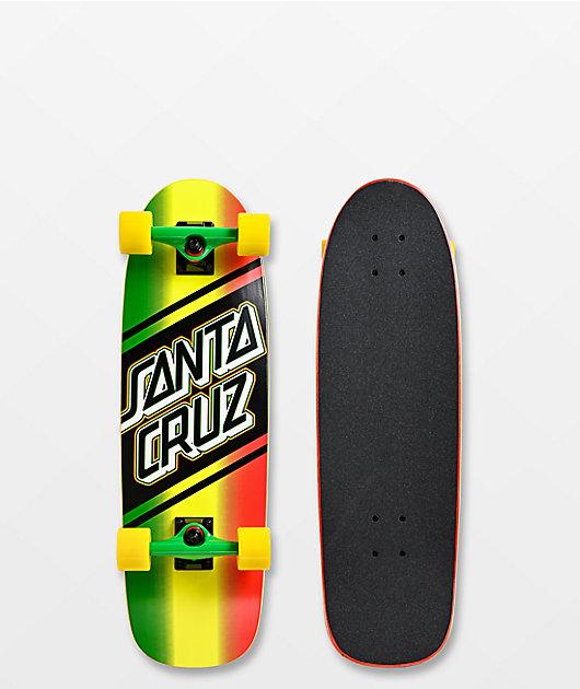 Santa Cruz Street Skate Rasta 29