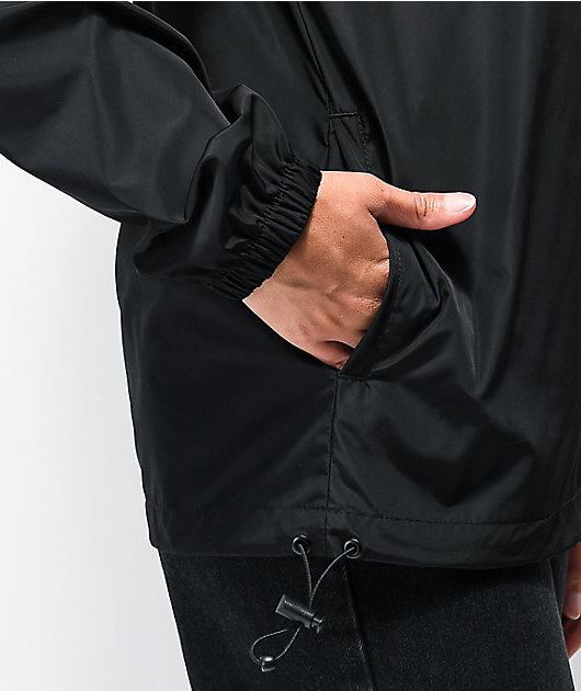 Santa Cruz Vacation Dot Anorak Windbreaker Jacket