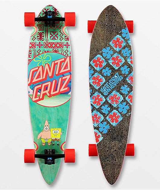 Santa Cruz x SpongeBob SquarePants Best Buds 39