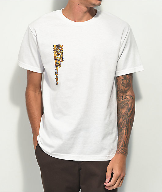 Shred Collective Shred Babe White T-Shirt