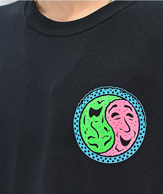 Slushcult Smile Now Black T-Shirt