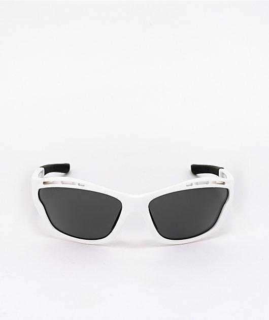 Speedster gafas de sol blancas y negras