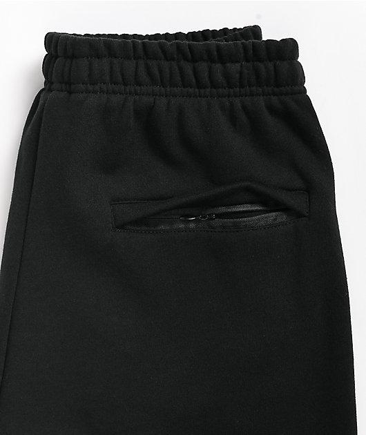 Spitfire Bighead Swirl Black Sweatpants