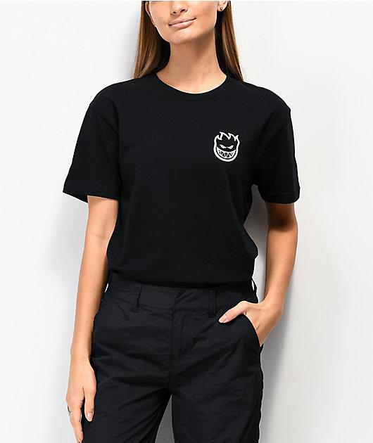 Spitfire Elissa Steamer Black T-Shirt