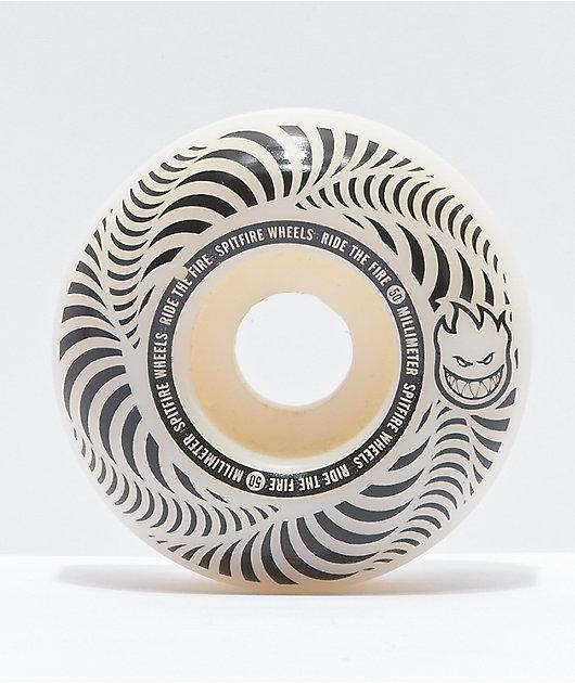 Spitfire Flashpoint 50mm 99a Natural Skateboard Wheels